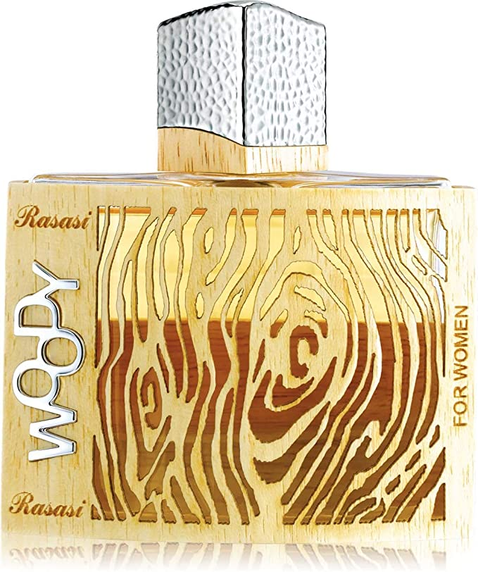 Rasasi Wow Woody Eau De Parfum Women 55ml