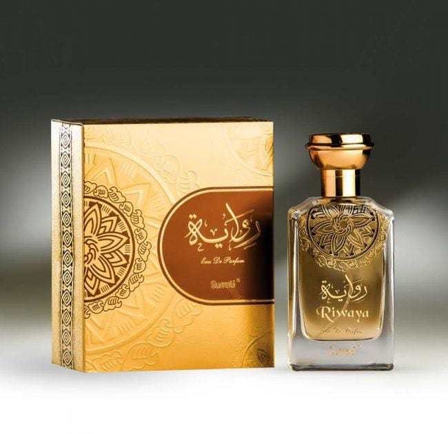 Surrati Riwaya Perfume EDP 100ml Pack