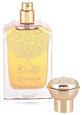 Surrati Riwaya Perfume EDP 100ml Bottle