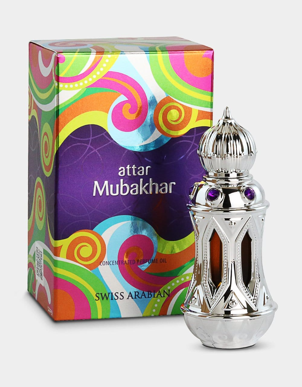 Swiss Arabian Attar Mubakhar Concentrated Perfume Oil 20ml
