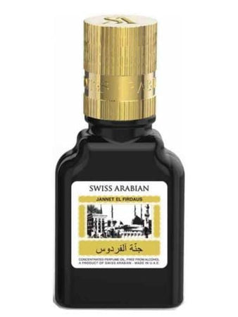 Swiss Arabian Jannat ul Firdaus Black Original Attar Low Price 9ml Bottle