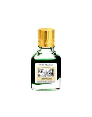 Swiss Arabian Jannat ul Firdaus Green Original Attar Low Price 9ml Bottle