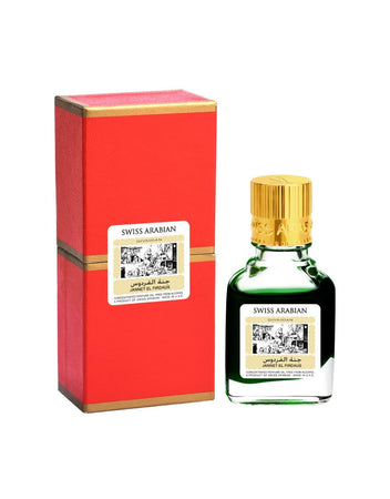 Swiss Arabian Jannat ul Firdaus Red Original Attar Low Price 9ml Pack