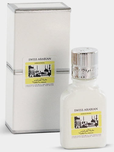 Swiss Arabian Jannat ul Firdaus White Original Attar 9ml