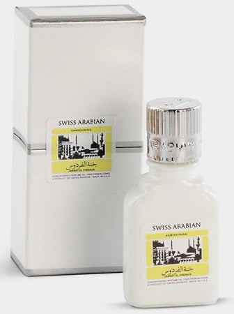 Swiss Arabian Jannet el Firdaus White Original Attar 9ml Notes