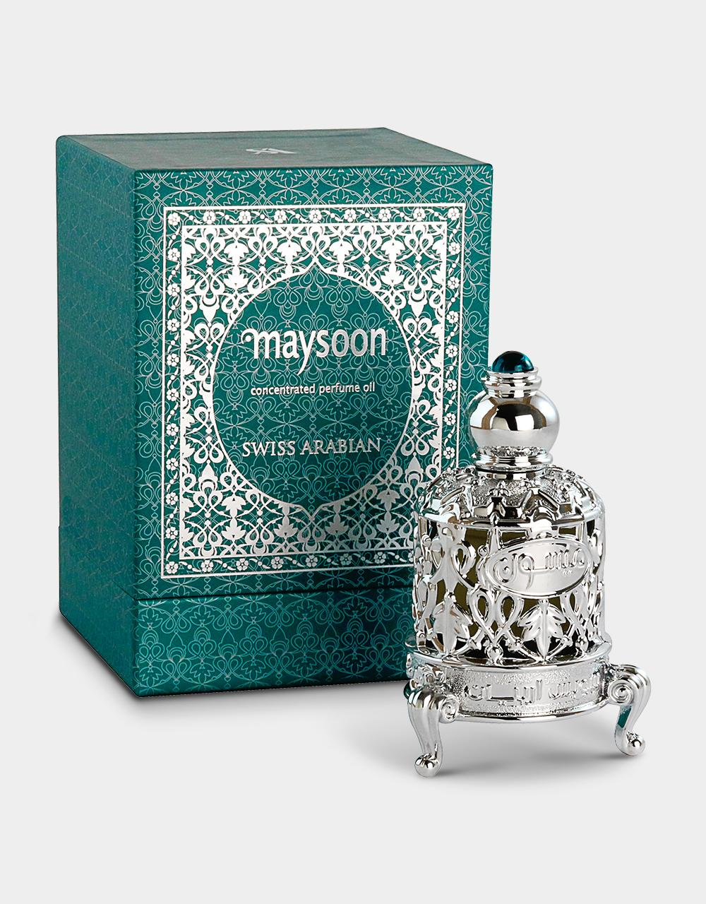 Swiss Arabian Maysoon Concentrated Perfume Oil Women 15ml