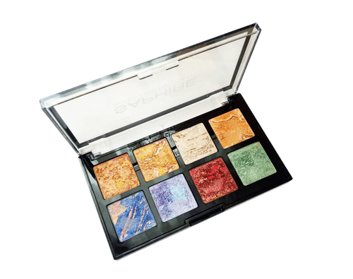 Buy Original Swiss Beauty Baked Eyeshadow Kit SB-716-Shade 01 Lowest Price Online, Cash On Delivery Available