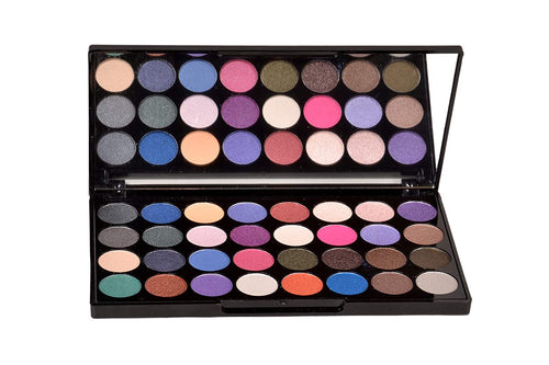 Swiss Beauty 32 Color Forever Eyeshadow Hollywood (SB-ASB32-01)