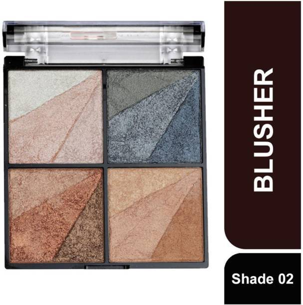 Swiss Beauty Blusher Palette Shade 02 (SB-605-02)