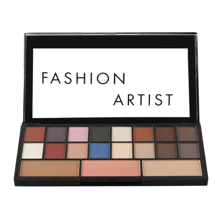 Swiss Beauty Fashion Artist Eyeshadow Palette Shade 01 (SB-606-01)