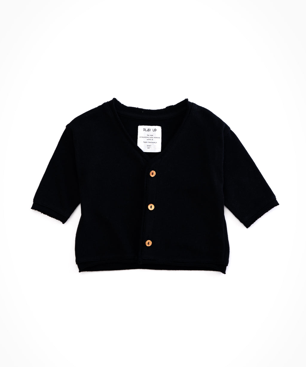 PLAY-UP / Jersey cardigan, BABY