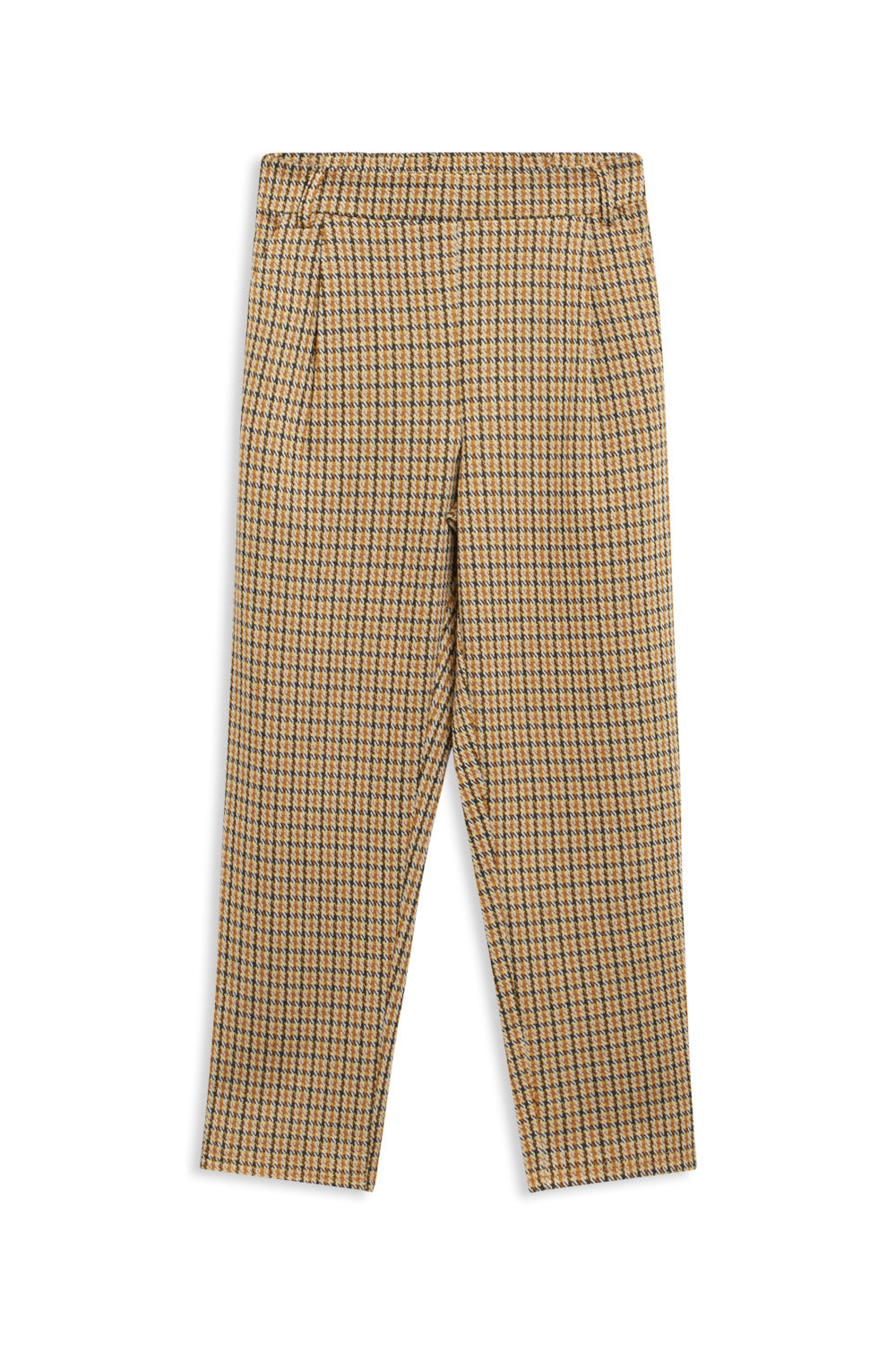 "GRUNT / Ankle pant ""Liv check"""