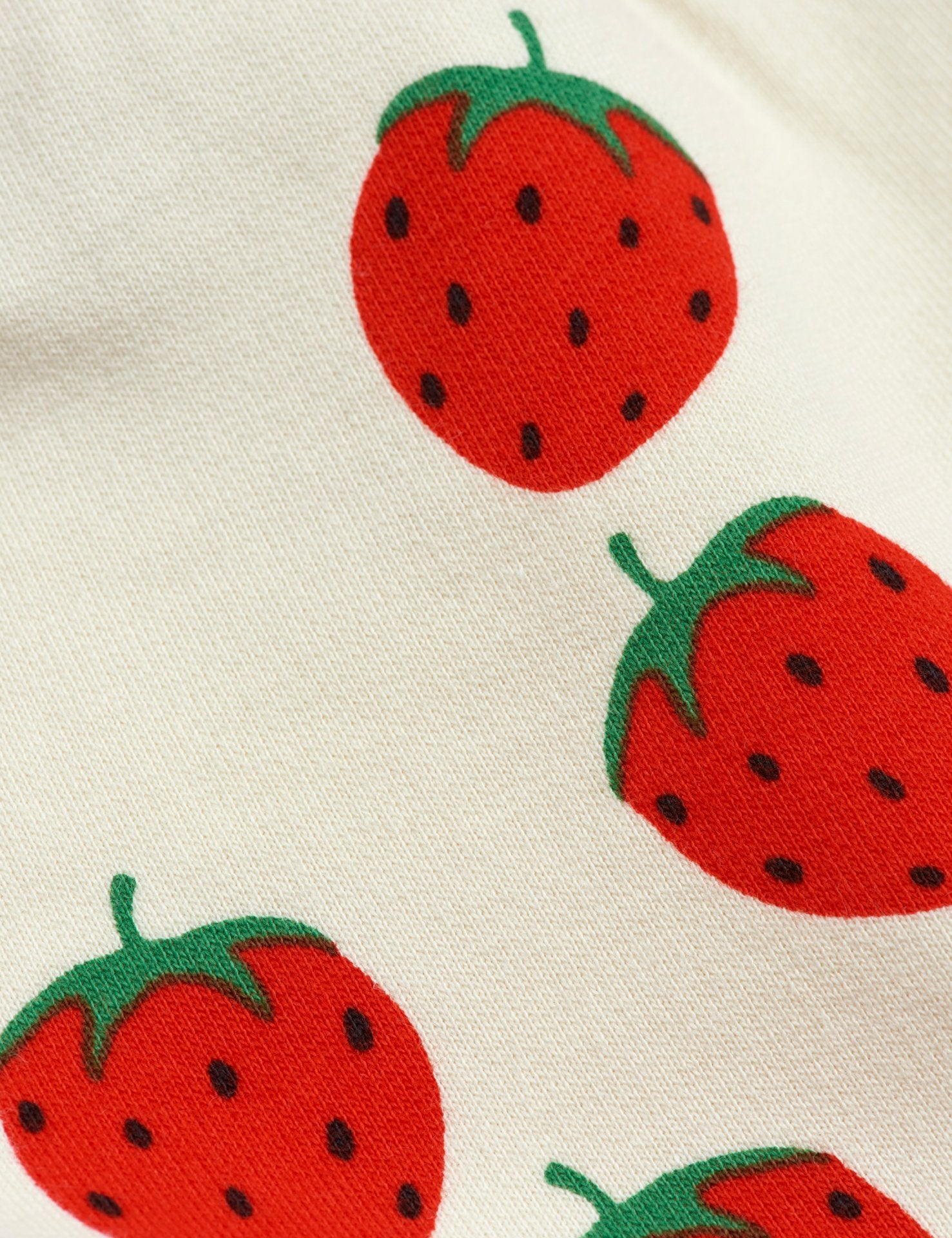 MINI RODINI / Strawberry leggings