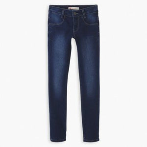LEVI'S /  Super skinny blue jeans, GIRLS