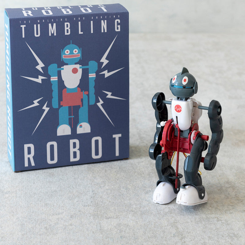 REX LONDON / Tumbling Robot
