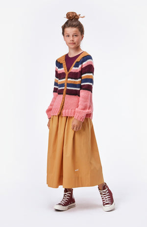 "MOLO / Cardigan Gali "" World Stripe"""