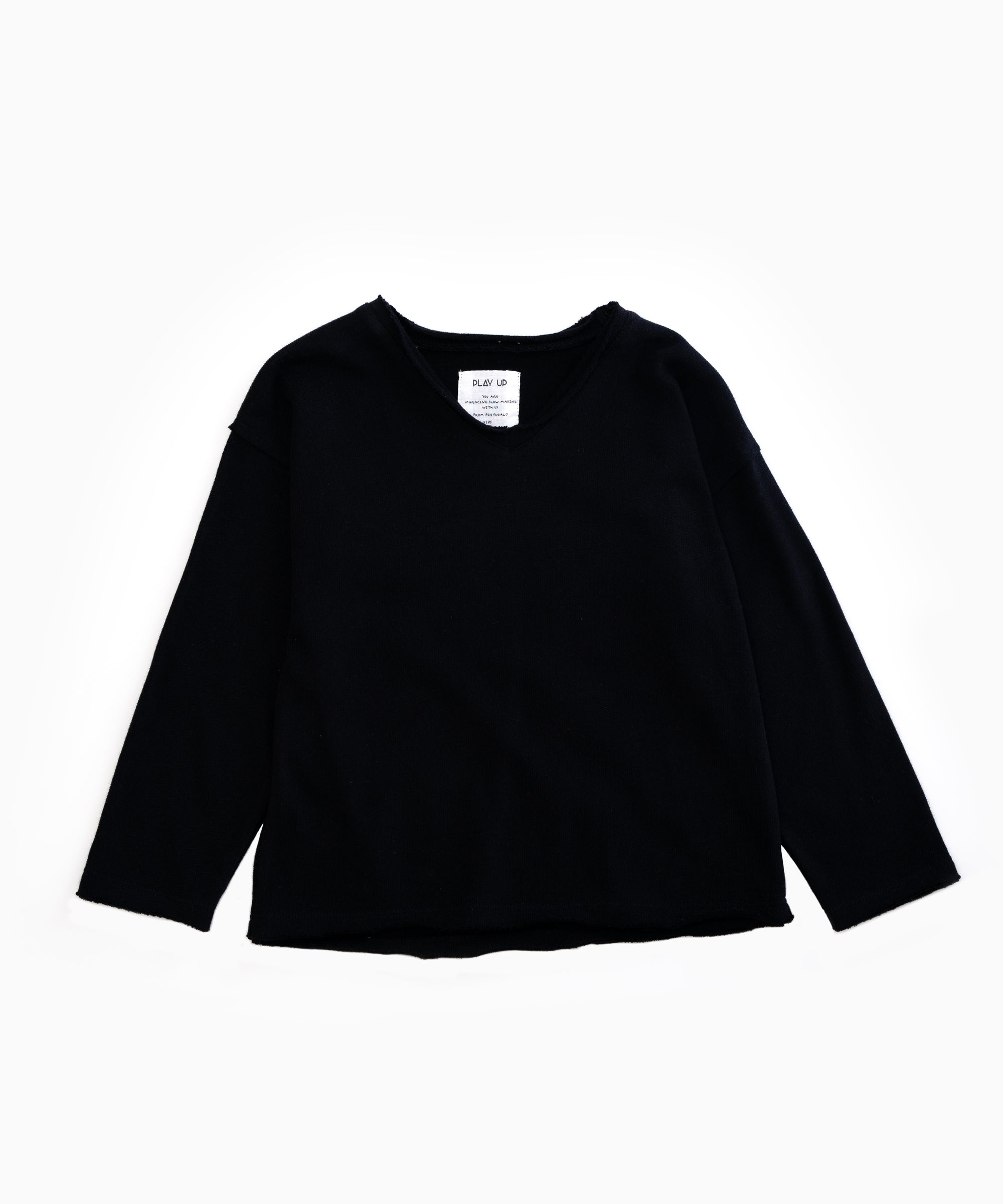 PLAY-UP / Jersey sweater