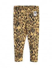 Afbeelding in Gallery-weergave laden, MINI RODINI / Basic Leopard leggings, BABY