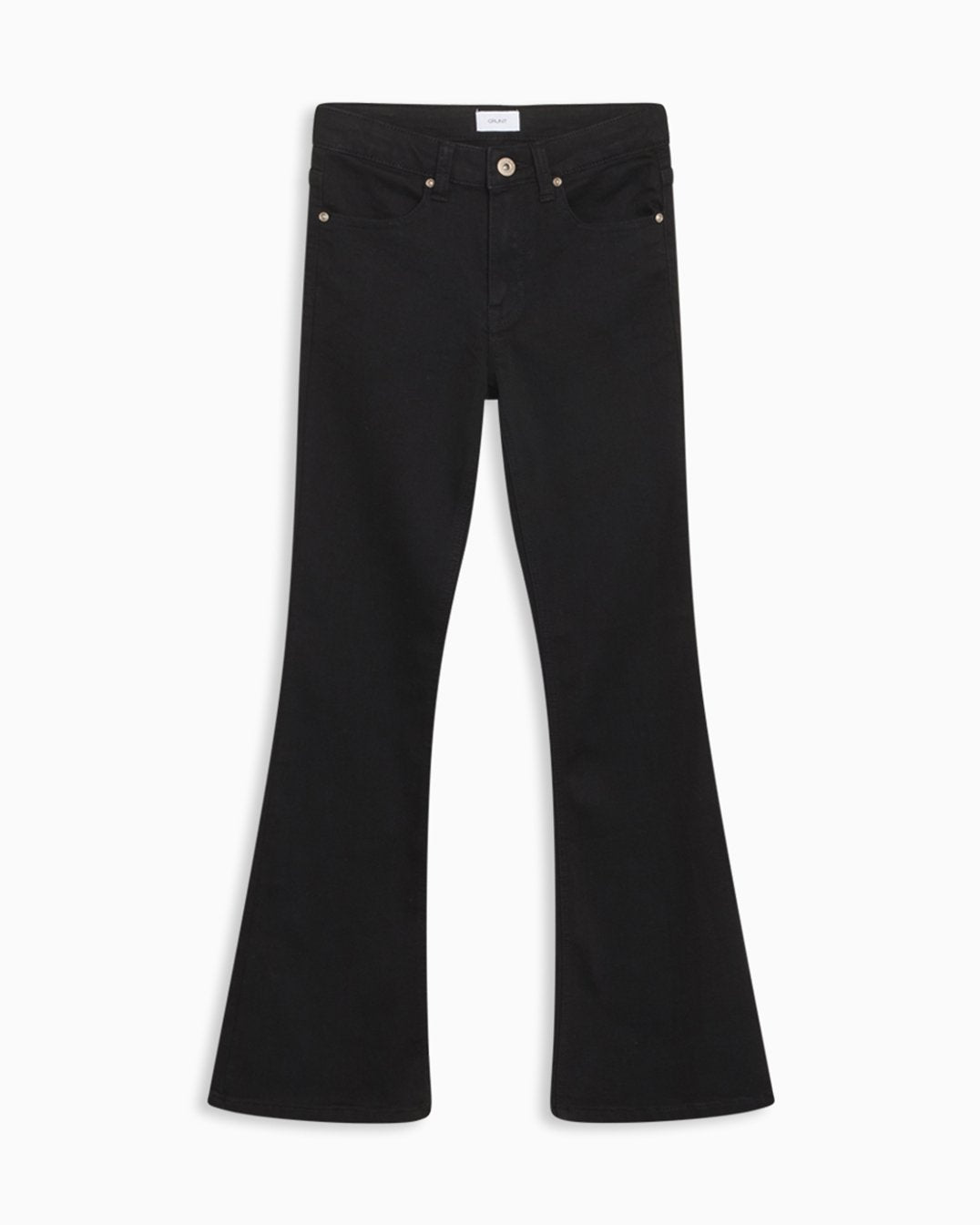 GRUNT / Flair black jeans