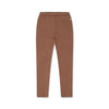 REPOSE / Pants warm chocolate