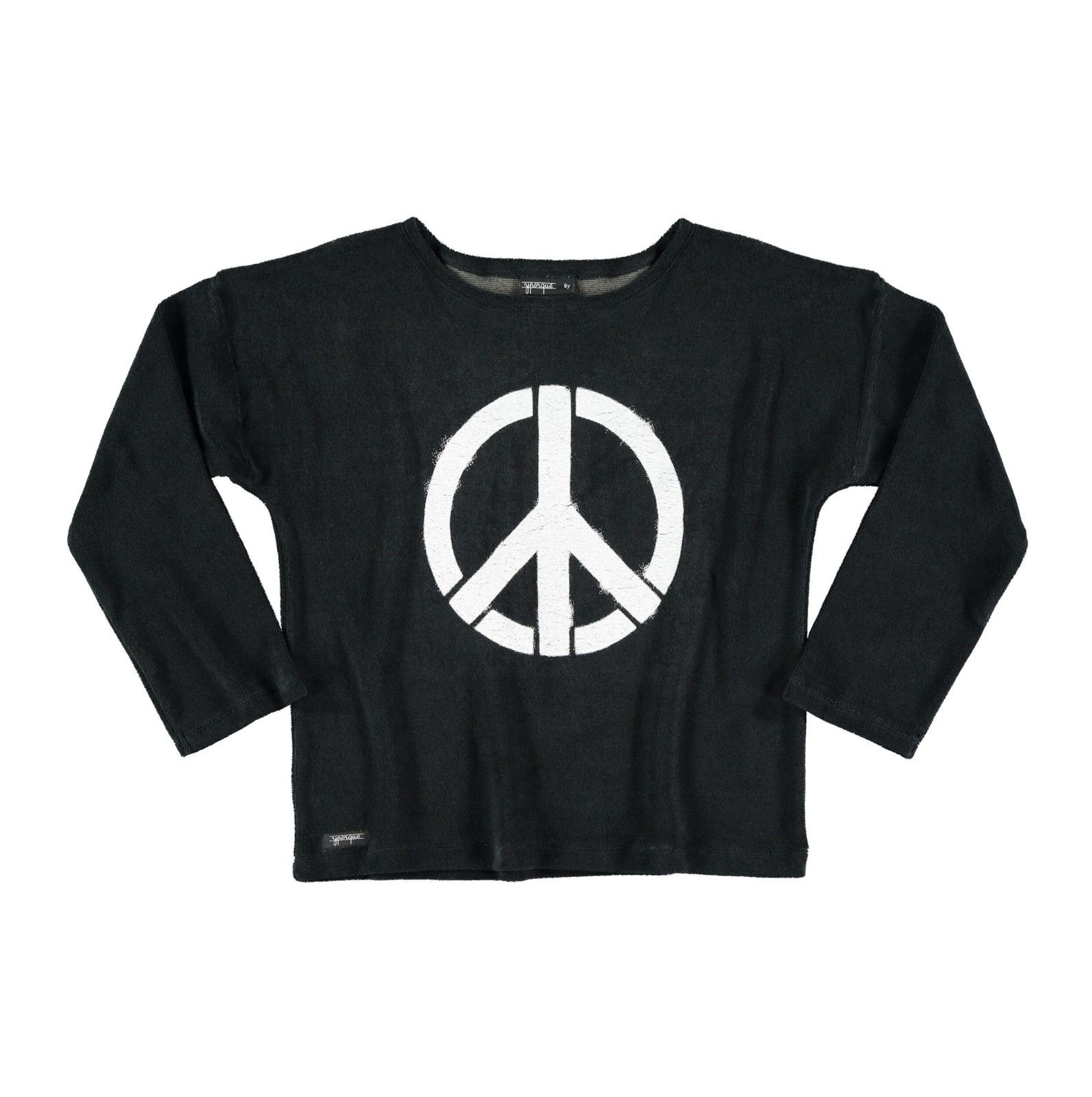 YPORQUE / Peace relaxed sweat