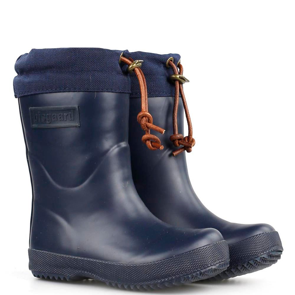 "BISGAARD / Thermoboots ""blue"""