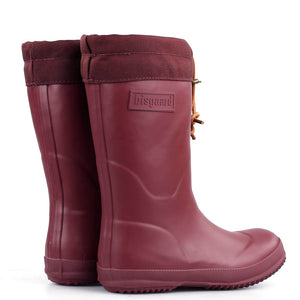 "BISGAARD / Thermoboots ""Bordeaux"""