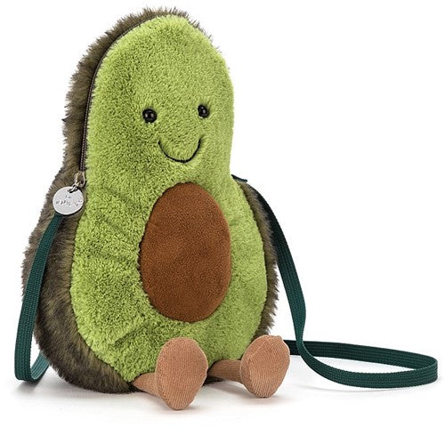 JELLYCAT / Amuseable Avocado Bag