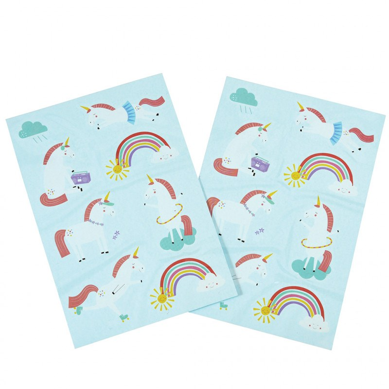 REX LONDON / Magical Unicorn Temporary Tattoos
