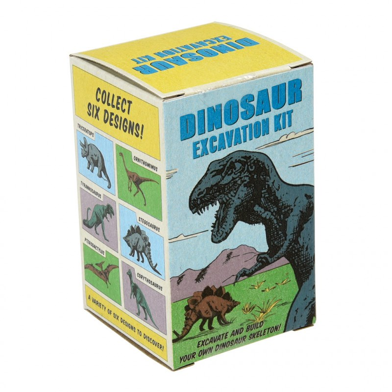 REX LONDON / Small Dinosaur Excavation Kit
