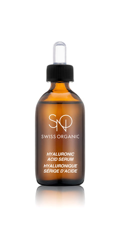 Hyaluronic Acid Serum with Swiss Botanicals 50ml