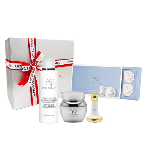 [Limited Edition] Ultra-Moisturizing Lifting Set (FREE Magnetic Cream Booster)