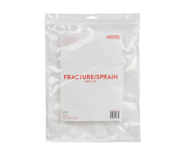 Mediq First-Aid Refill - No. 3 Fracture / Sprains