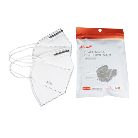 Twin Pack KN95 Face Mask