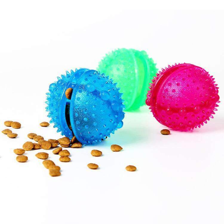 Pet Leakage Food Ball Toy Golden Retriever Puppy