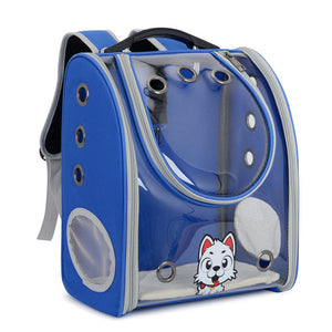 Space Capsule Pet Cat or Small Dog carrier