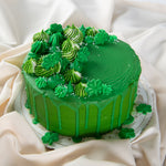 Load image into Gallery viewer, Luck of the Irish Drip Cake