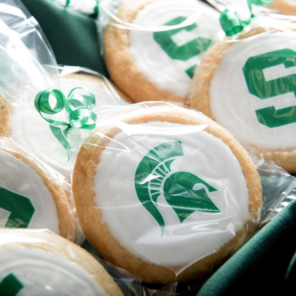 Individually Bagged Game Day Cookies