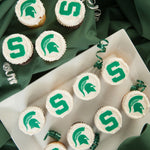 Load image into Gallery viewer, Spartan Spirit Cupcakes