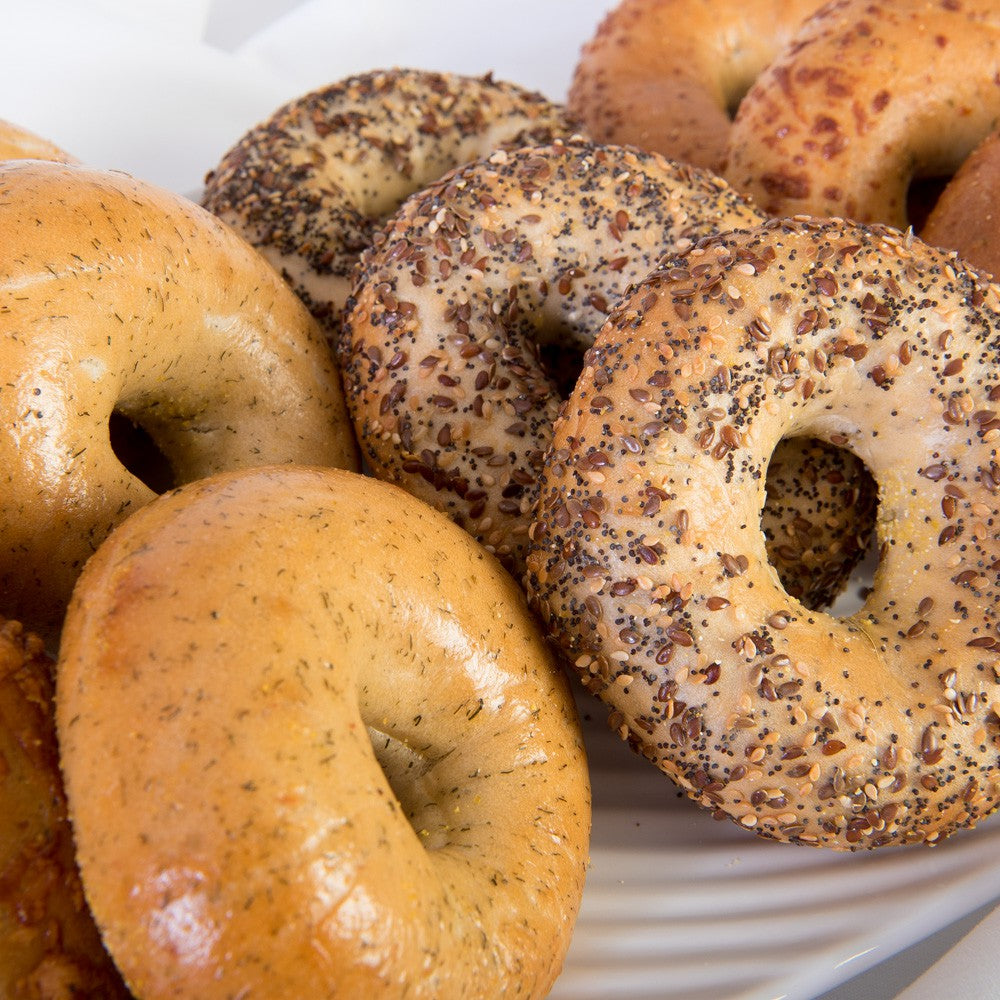Savory Assorted Bagels