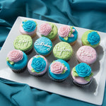 Load image into Gallery viewer, Hand Decorated Custom Cupcakes