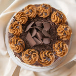 Load image into Gallery viewer, Mocha Coma Drip Cake
