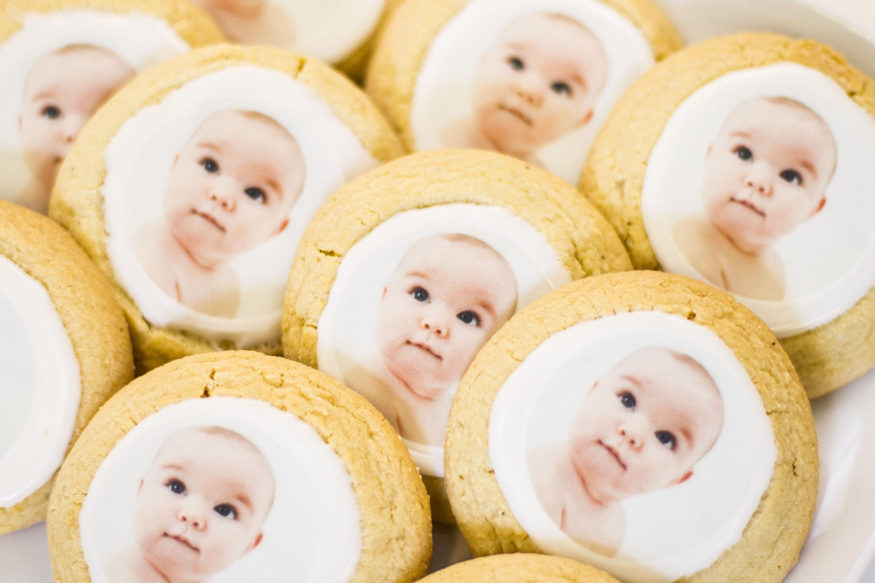 Custom Image Sugar Cookies