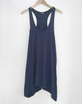 Cobalt Blue Flowy Tank Dress