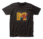I want my MTV - Vintage-look Distressed MTV T-Shirt
