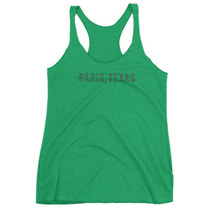 Paris Texas Tank Top