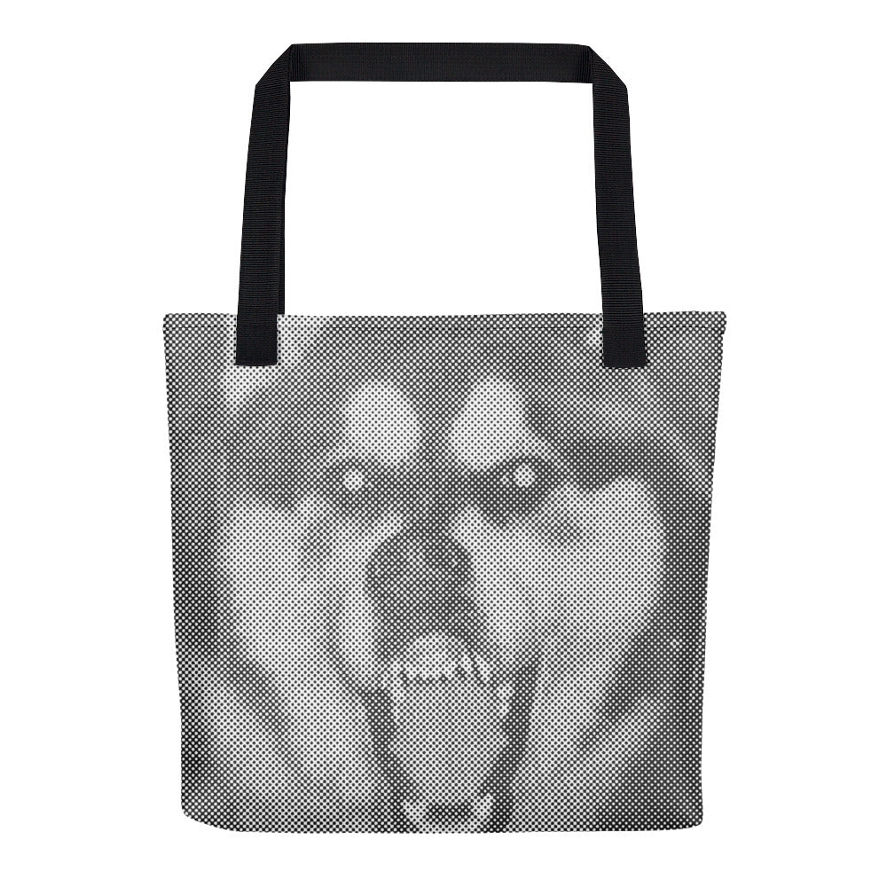 Wolf Dog Tote bag