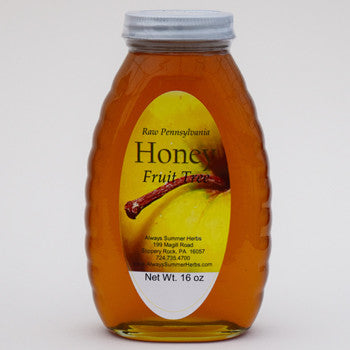 Honey Spring Fruit Tree