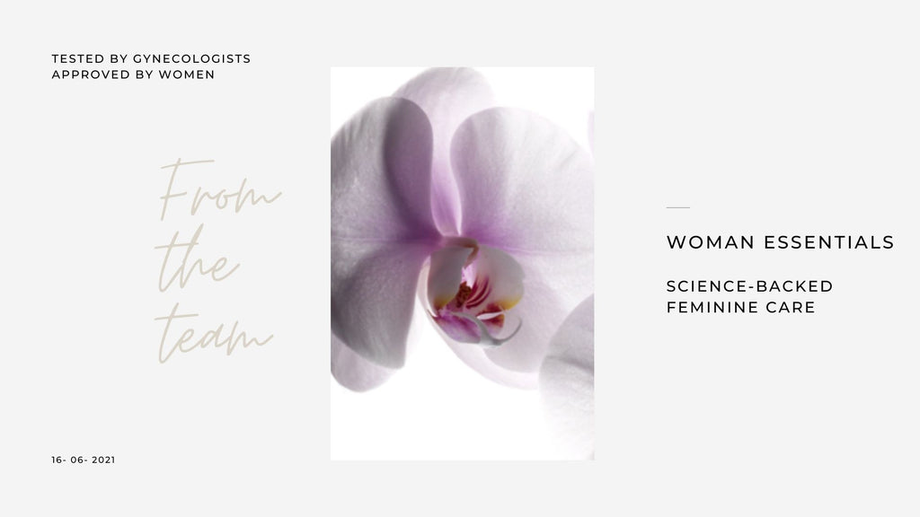 Woman Essentials, made in France, backed by science