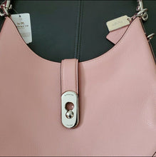 Load image into Gallery viewer, Coach pebbled leather hobo bag